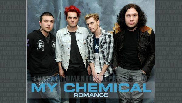 My Chemical Romance kertas dinding HD8