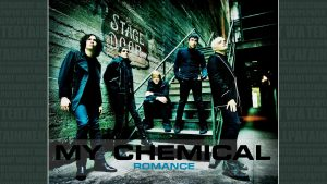 my chemical romance kertas dinding HD
