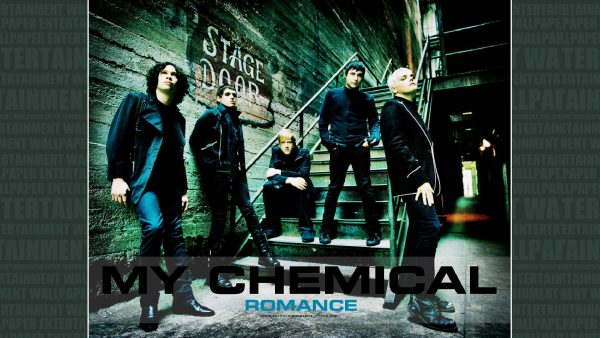My Chemical Romance kertas dinding HD9