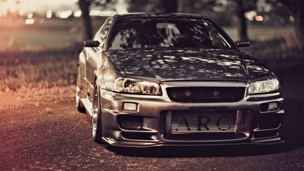 Nissan Skyline tapeter HD1