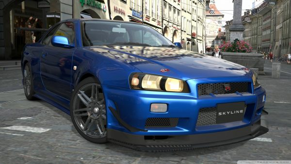 Nissan Skyline tapet HD10