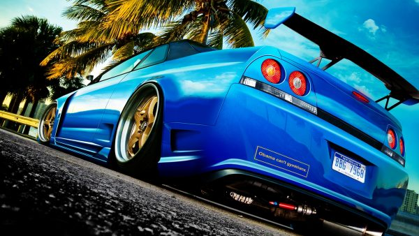 nissan skyline wallpaper HD2