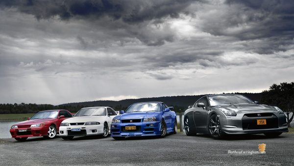 nissan skyline wallpaper HD3