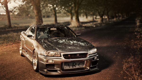 Nissan Skyline tapeter HD9