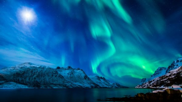 northern lights wallpaper HD1
