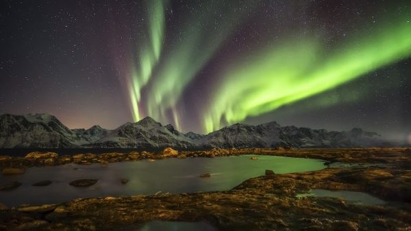 northern lights wallpaper HD10