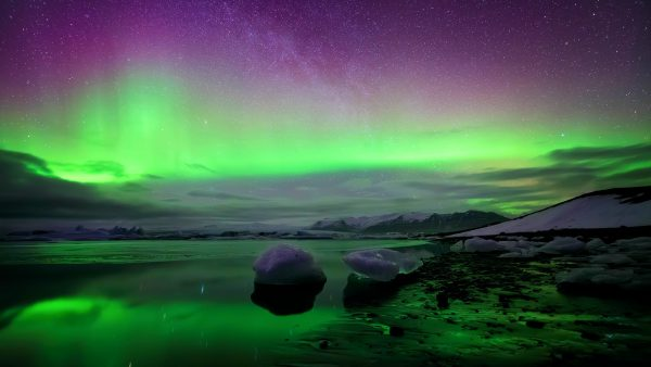 northern lights wallpaper HD5