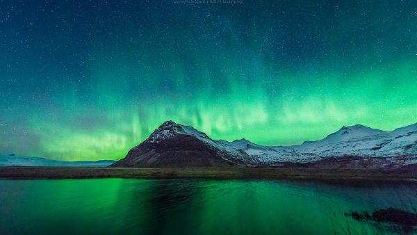 northern lights wallpaper HD7
