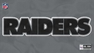 Oakland Raiders tapetti HD