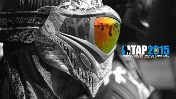 Paintball-Tapete HD7