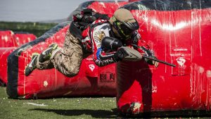 Paintball-Tapete HD
