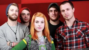 paramore tapetti HD