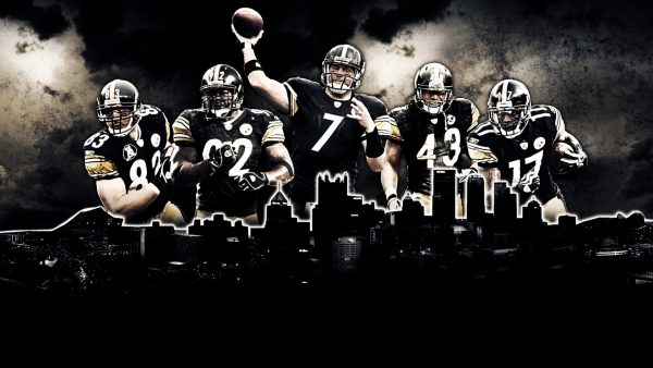Pittsburgh Steelers wallpaper HD5