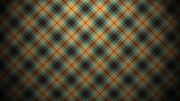 plaid behang HD1