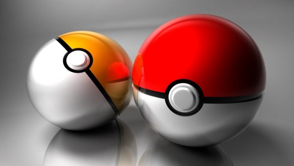 fond d'écran pokeball HD9
