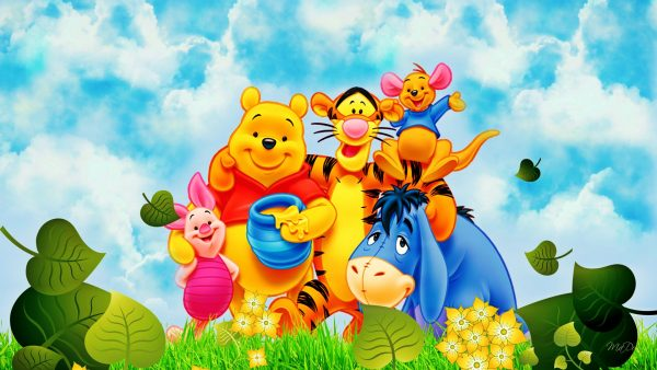 pooh wallpaper HD1