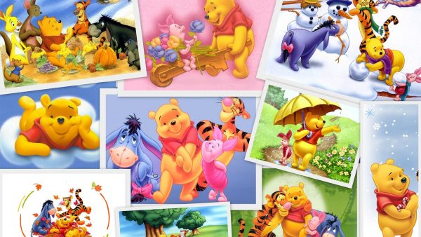 pooh wallpaper HD2
