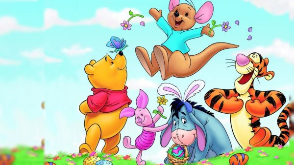 pooh wallpaper HD3