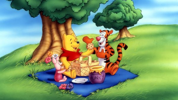 pooh wallpaper HD5