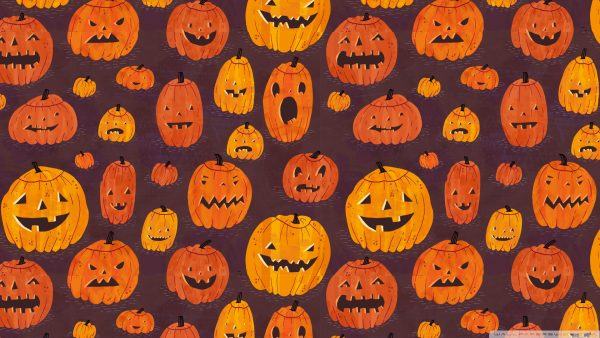 pumpkin wallpaper HD10