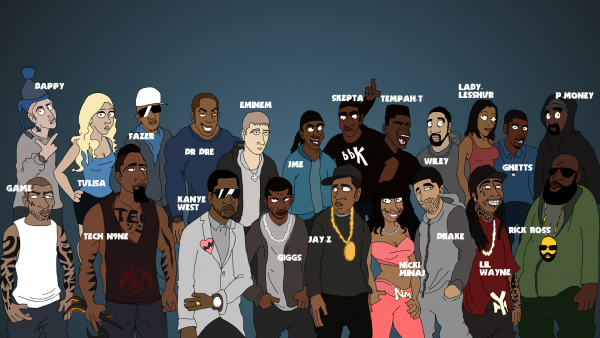 rap wallpaper HD5