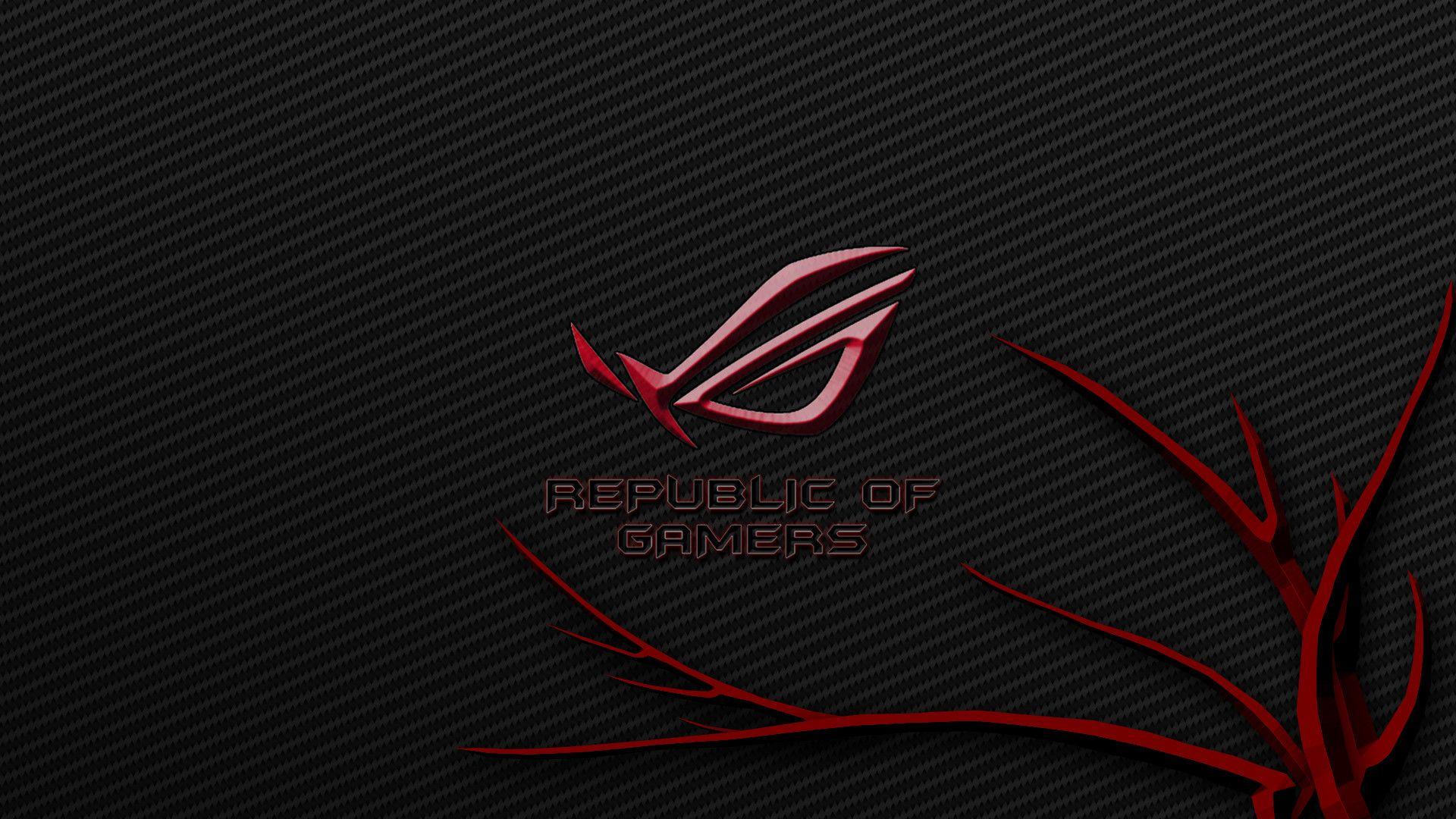 Asus Mobile Wallpaper: Republic Of Gamers Wallpaper HD