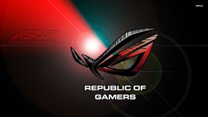 Republic of Gamers wallpaper HD
