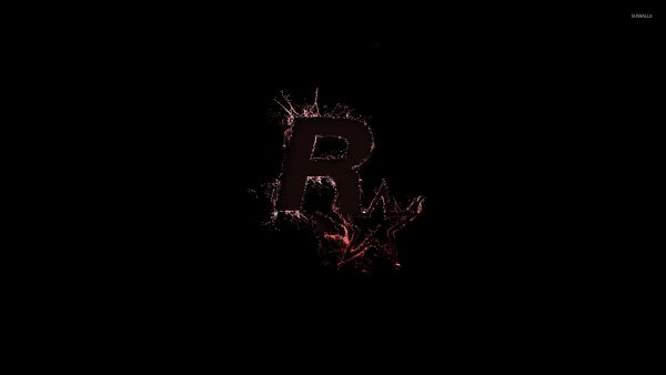 rockstar tapet HD4