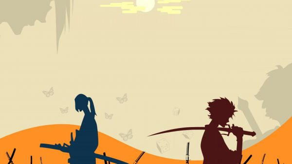 Samurai champloo Tapete HD1