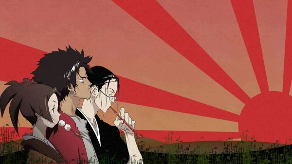 Samurai champloo Tapete HD3