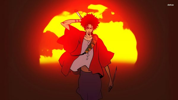 Samurai Champloo wallpaper HD5