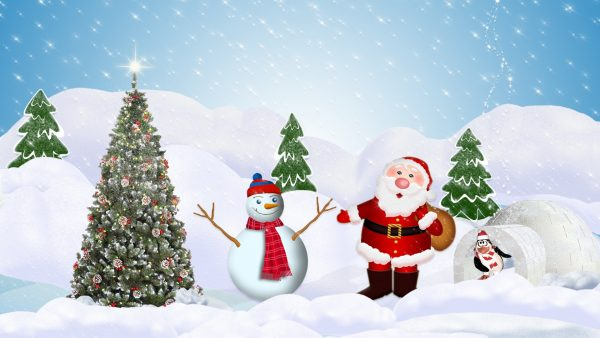 Papai Noel wallpaper HD6