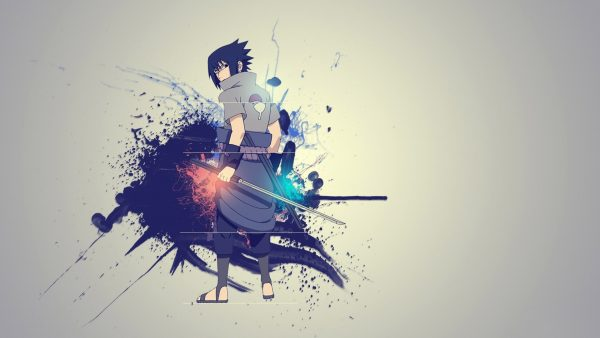 sasuke uchiha wallpaper HD3