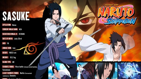 sasuke uchiha wallpaper HD7