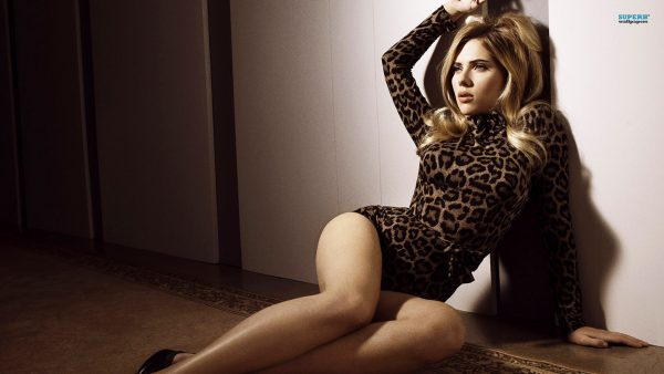 Scarlett Johansson Wallpaper HD HD1