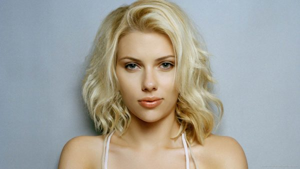 Scarlett Johansson Wallpaper HD HD4