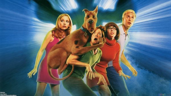 Scooby Doo wallpaper HD5