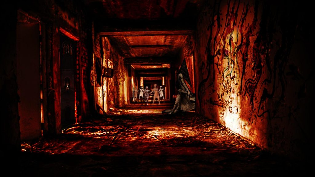 Silent Hill wallpaper HD3