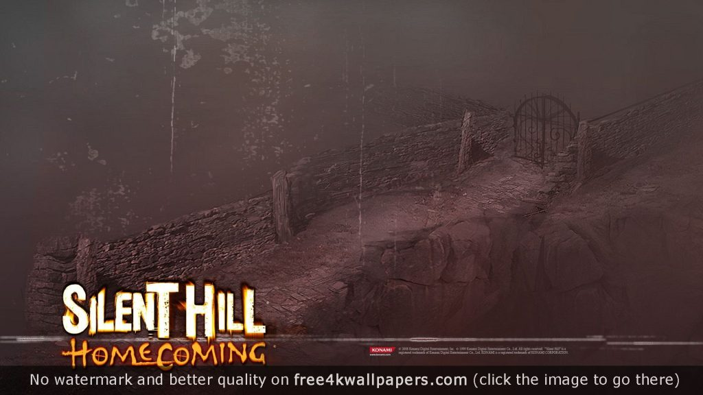 Silent Hill wallpaper HD8