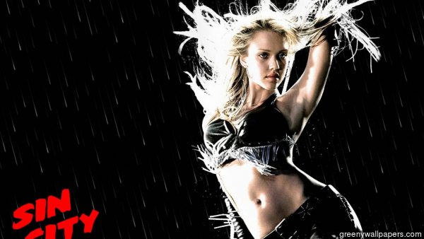 wallpaper sin city HD1