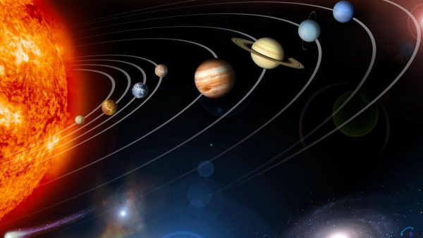 solar system wallpaper HD1