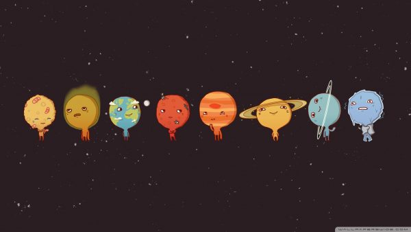 solar system wallpaper HD2