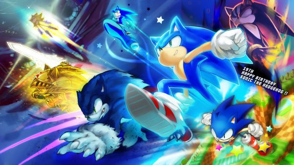sonic the hedgehog wallpaper HD1