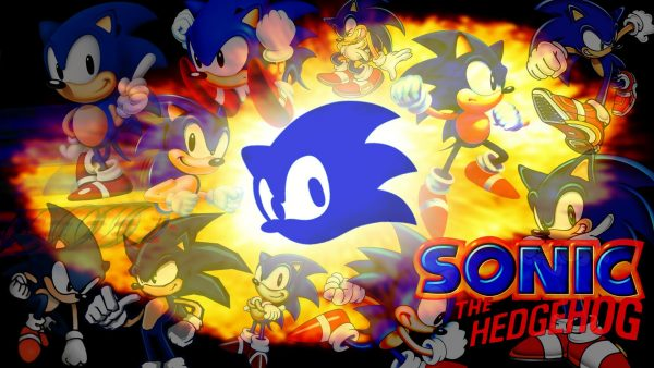 sonic the hedgehog wallpaper HD4