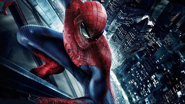 Spiderman kertas dinding hd HD1