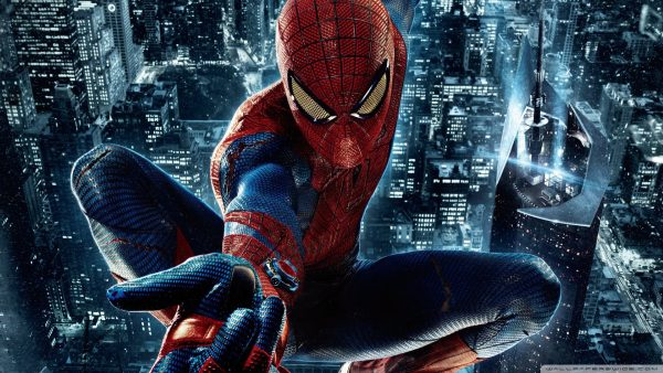 Spiderman kertas dinding hd HD8