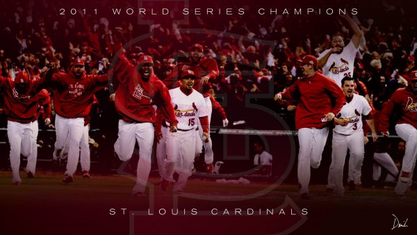 St Louis Cardinals tapeter HD2