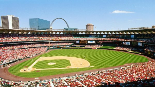 St Louis Cardinals tapeter HD4