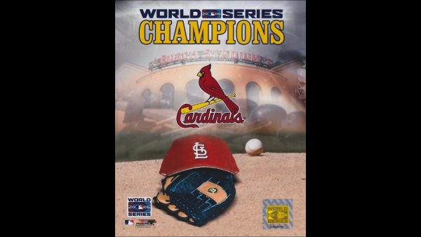 St Louis Cardinals tapeter HD8