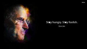 steve jobs behang HD